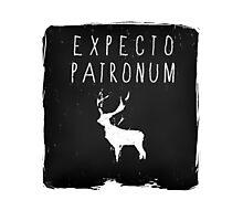 Harry Potter - Expecto Patronum Photographic Print