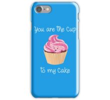 My Cupcake iPhone Case/Skin
