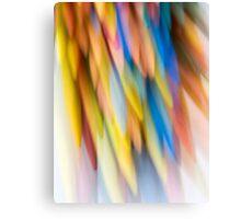 Multi-Colored Canvas Print