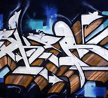 Pape Graffiti by PPPhotoArt