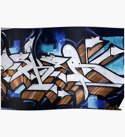 Pape Graffiti Poster