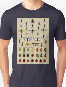 Entomology Insect studies collection  Unisex T-Shirt