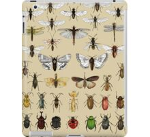 Entomology Insect studies collection  iPad Case/Skin