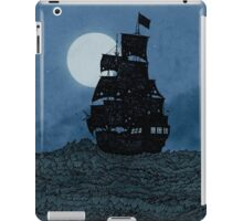 Sailing Under The Moon iPad Case/Skin