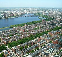The Charles River - Boston - Massauchsetts © 2010 *featured by Jack McCabe