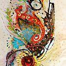The Splash Of Life 11. The trace of Salamander by Elena Kotliarker