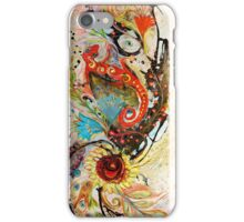 The Splash Of Life 11. The trace of Salamander iPhone Case/Skin