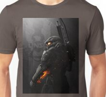 Halo 4 Master Chief - United He Stands Unisex T-Shirt