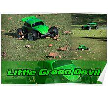 Little Green Devil Poster