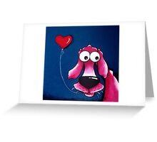 You have my heart Greeting Card