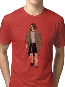 The Big Lebowski Tri-blend T-Shirt