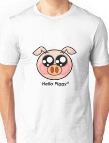Hello Piggy t-shirt Unisex T-Shirt