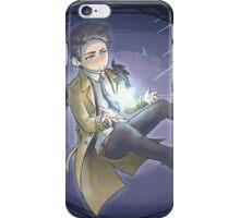 Supernatural - Castiel - Stardust iPhone Case/Skin