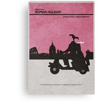 Roman Holiday Canvas Print