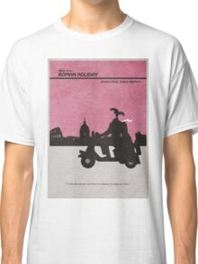 Roman Holiday Classic T-Shirt