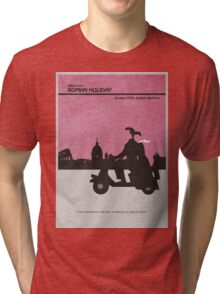 Roman Holiday Tri-blend T-Shirt