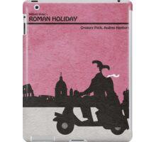 Roman Holiday iPad Case/Skin