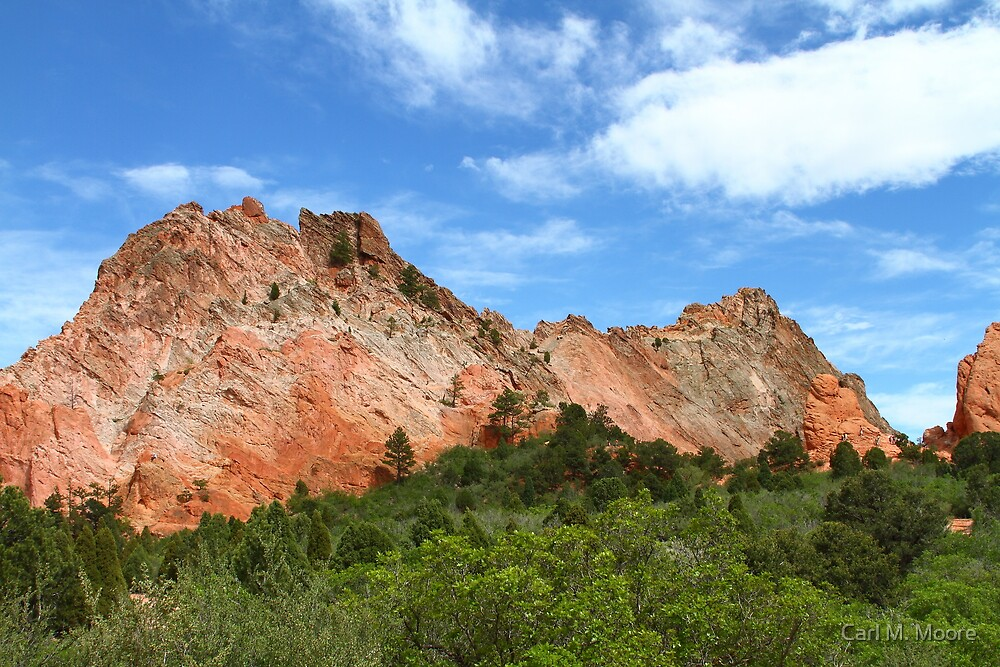 Garden of the Gods (May 2010) by Carl M. Moore