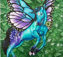 "Faery Horse ""Lucky"" by Beth Clark-McDonal"