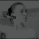 Untitled - Self Portrait by geikomaiko