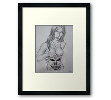 killer body Framed Print