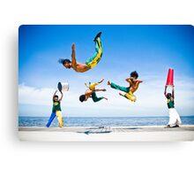 Capoeira - Warriors of Brazil Canvas Print