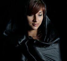 Little Black Riding Hood by SamanthaHaworth