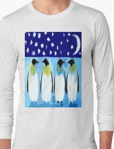 PENGUIN CONVERSATION Long Sleeve T-Shirt