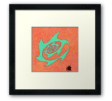 the parallel universe Framed Print