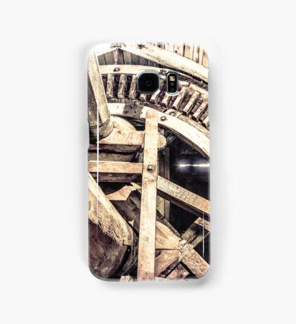 Mill Wheel Samsung Galaxy Case/Skin