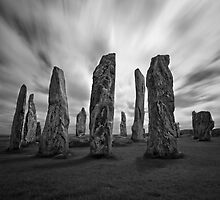 Callanish Standing Stones by Graham Stirling