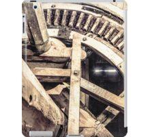 Mill Wheel iPad Case/Skin