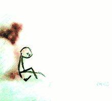 heart splatter by CHRiS Stahli