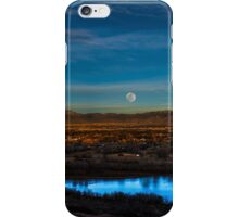 Moon View iPhone Case/Skin