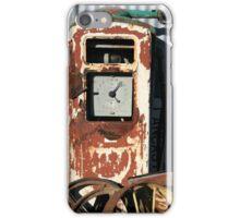Rusty Pump iPhone Case/Skin