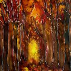 Autumn Fire by Eve Monteiro