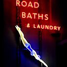 Hornsey Road Baths &amp; Laundry  by Alastair McKay