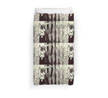 Monsters At The Gate Duvet Cover