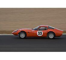 1965 Marcos 1800 GT (Orange) Photographic Print