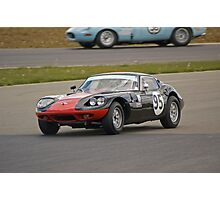 1965 Marcos 1800 GT (Black & Red) Photographic Print