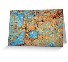 Scorched Earth Greeting Card