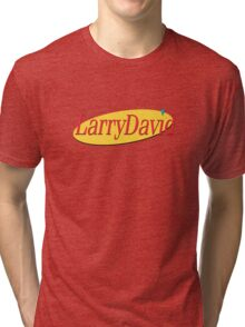 Larry David - Seinfeld Tri-blend T-Shirt