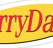 Larry David - Seinfeld Sticker