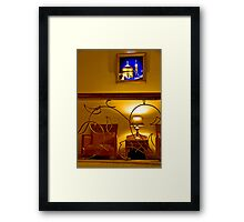 The Amazing Abbasi Hotel - Esfahan - Iran Framed Print