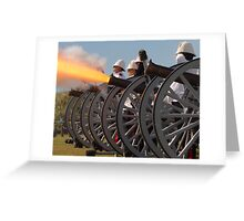 Fire For Joy Greeting Card