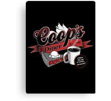 Coop's Diner Canvas Print