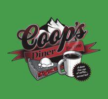 Coop's Diner Baby Tee