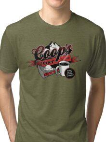 Coop's Diner Tri-blend T-Shirt