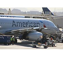 American Airline Photographic Print