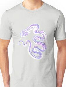 White Snake Unisex T-Shirt